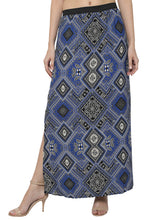 Load image into Gallery viewer, Side Slit Maxi Skirt-1