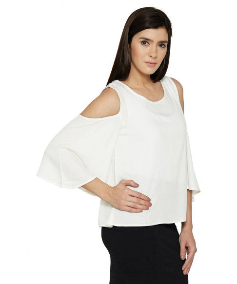 Cold Shoulder Top-4