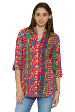 Load image into Gallery viewer, Printed Ethnic Kurti-1