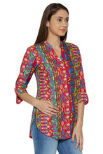 Load image into Gallery viewer, Printed Ethnic Kurti-4