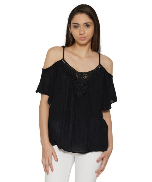 Off Shoulder Top-1