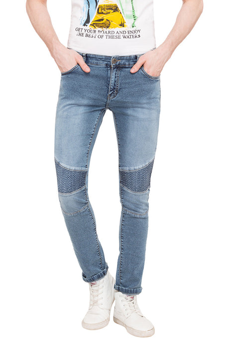 Cut and Sew Denims-1
