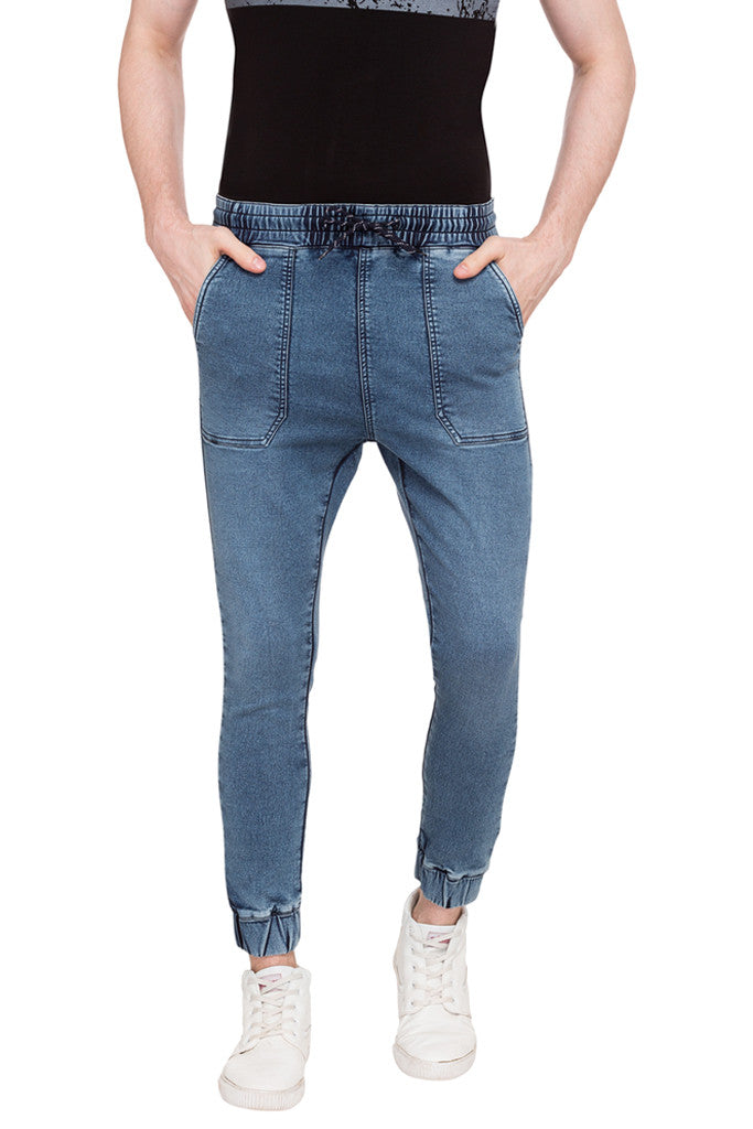 Jogger Fit Denims-1