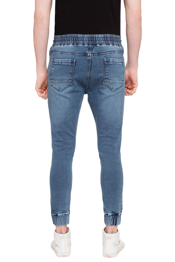 Jogger Fit Denims-3
