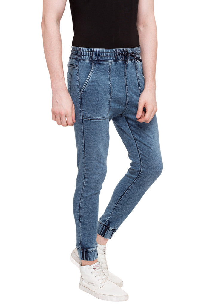 Jogger Fit Denims-4