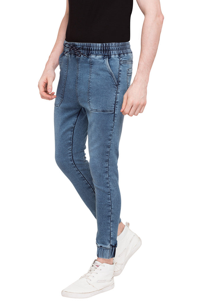 Jogger Fit Denims-5
