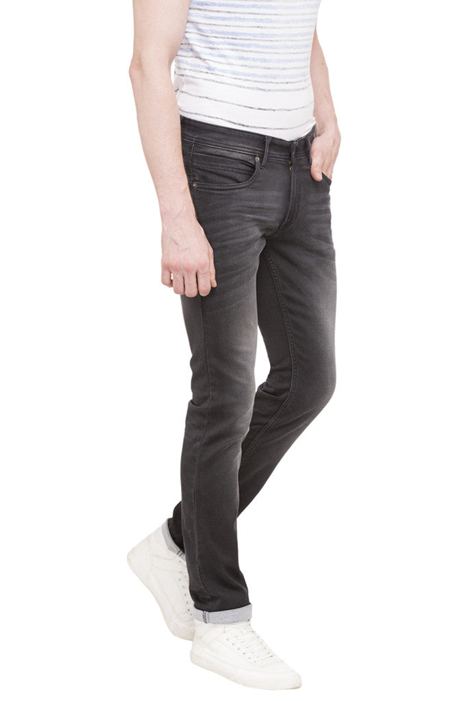 Slim Fit Denims-4
