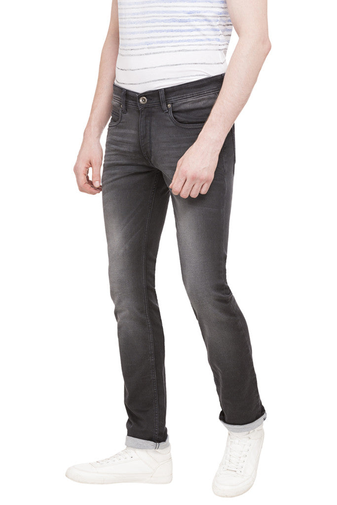 Slim Fit Denims-5