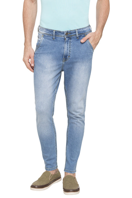 Carrot Fit Denims-1