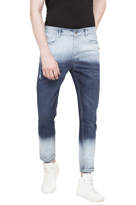 Slim Fit Ombre Effect Denims-1