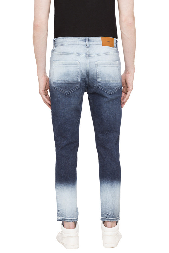 Slim Fit Ombre Effect Denims-3