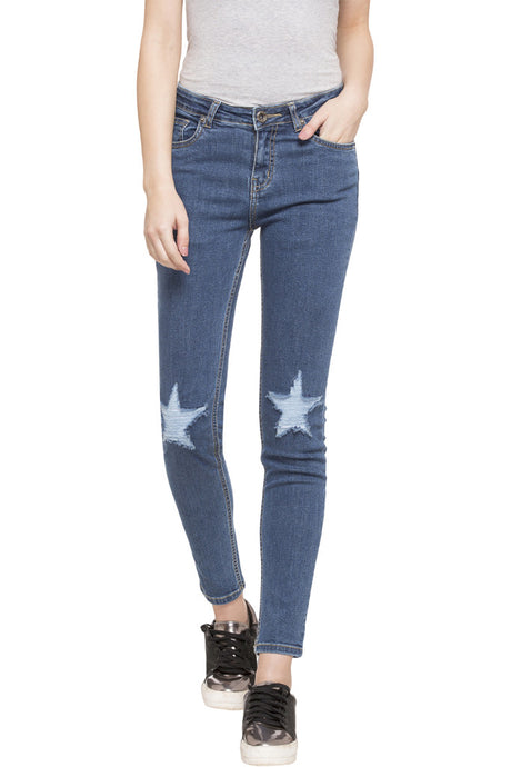 Star Distress Denims-1