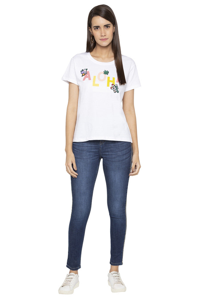 Two Button Skinny Fit Denims-2