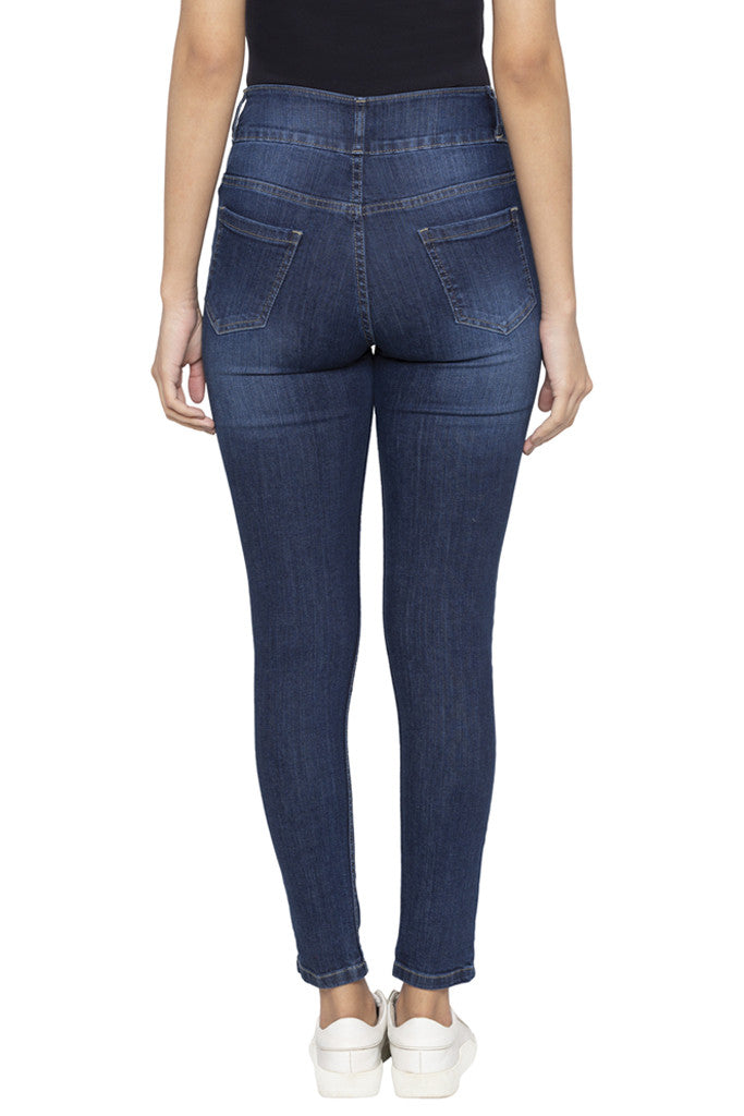 Two Button Skinny Fit Denims-3