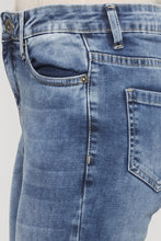 Load image into Gallery viewer, Raw Edge Hem Denims-5