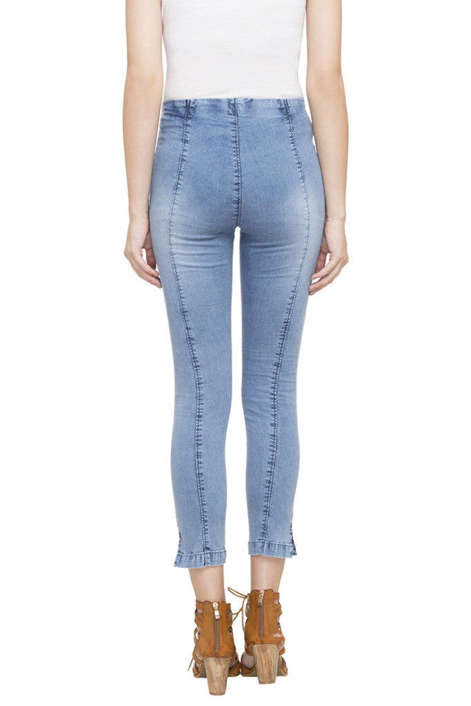 Cropped Jeggings-3