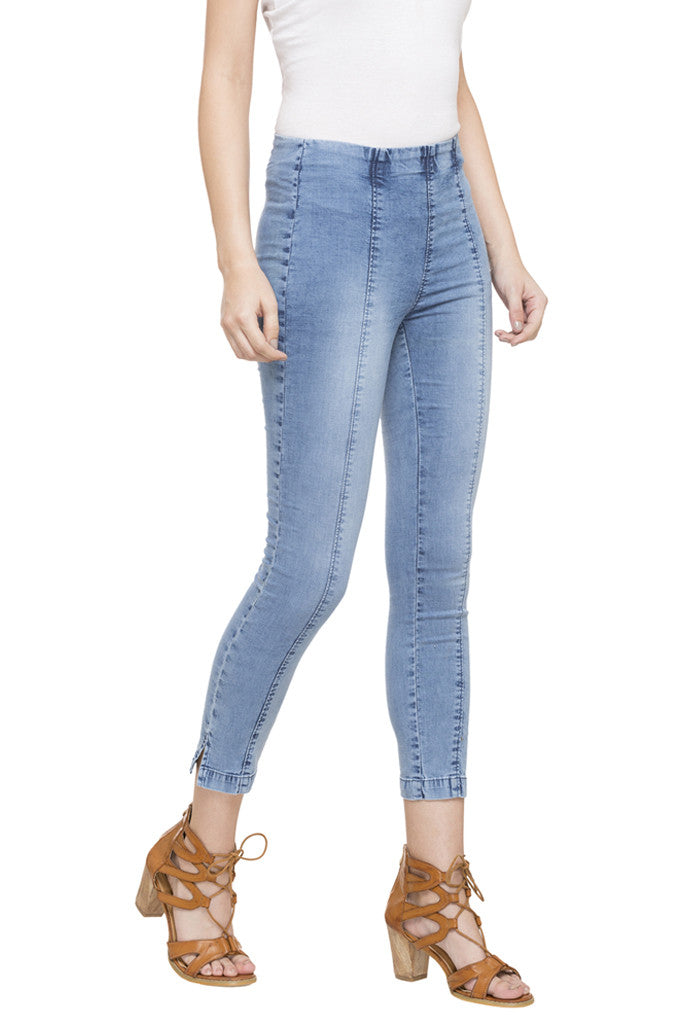 Cropped Jeggings-4