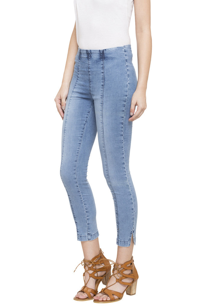 Cropped Jeggings-5