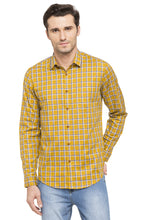 Load image into Gallery viewer, Slim Fit Checked Smart Casual Shirt-1