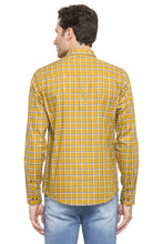 Load image into Gallery viewer, Slim Fit Checked Smart Casual Shirt-3