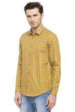 Load image into Gallery viewer, Slim Fit Checked Smart Casual Shirt-5