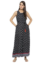 Load image into Gallery viewer, Ethnic Print Flared Jumpsuit-2