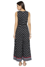 Load image into Gallery viewer, Ethnic Print Flared Jumpsuit-3