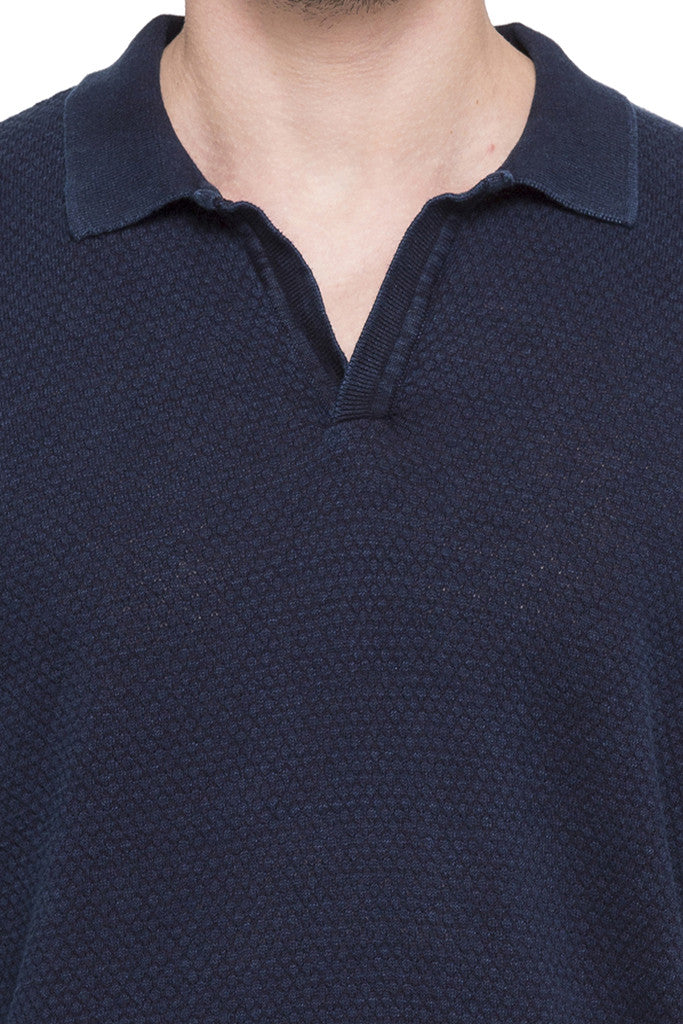 Solid Polo T-shirt-6