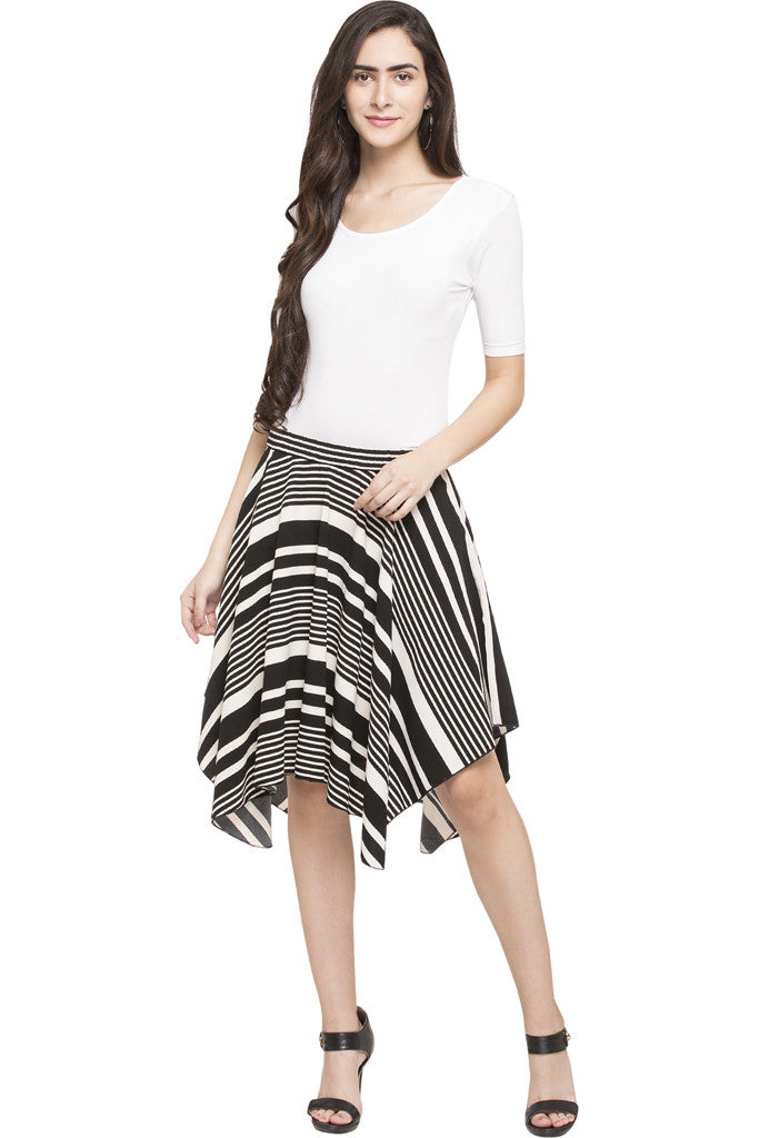Monochromatic Skirt-5