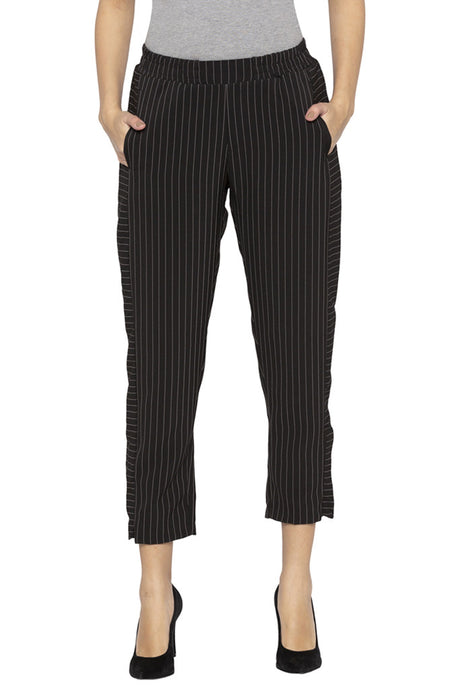 Striped Trousers-1