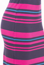 Load image into Gallery viewer, Striped Pencil Skirt-6