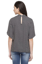 Load image into Gallery viewer, Polka Dot Print Top-3