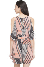Load image into Gallery viewer, Slit Sleeve Dress-3