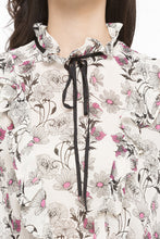 Load image into Gallery viewer, Floral Print Ruffled Top-6