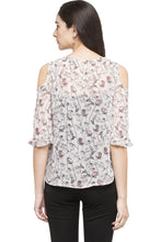 Load image into Gallery viewer, Cold Shoulder Top-3