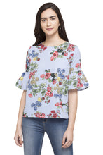 Load image into Gallery viewer, Printed Floral Top-1