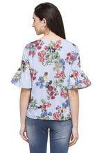 Load image into Gallery viewer, Printed Floral Top-3