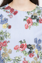 Load image into Gallery viewer, Printed Floral Top-6