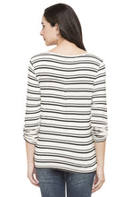 Load image into Gallery viewer, Striped T-shirt-3