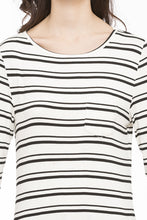 Load image into Gallery viewer, Striped T-shirt-6