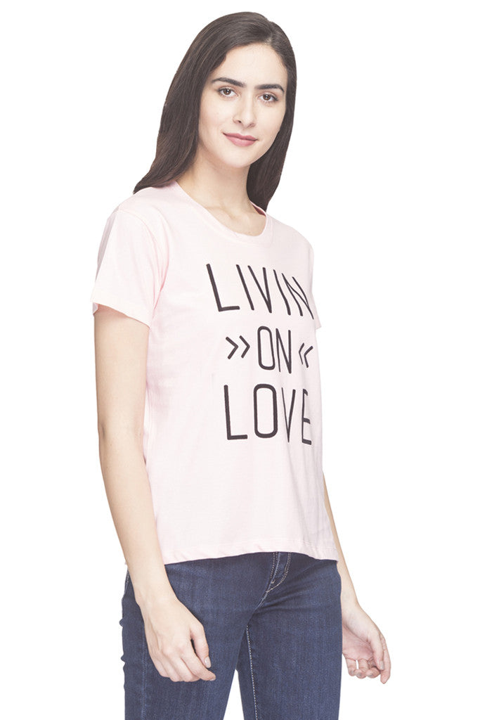 Front Print T-shirt-4