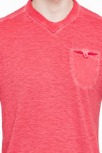 Load image into Gallery viewer, V-neckline T-shirt-6