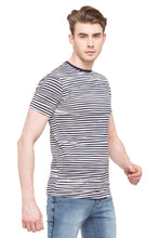 Load image into Gallery viewer, Striped T-shirt-4