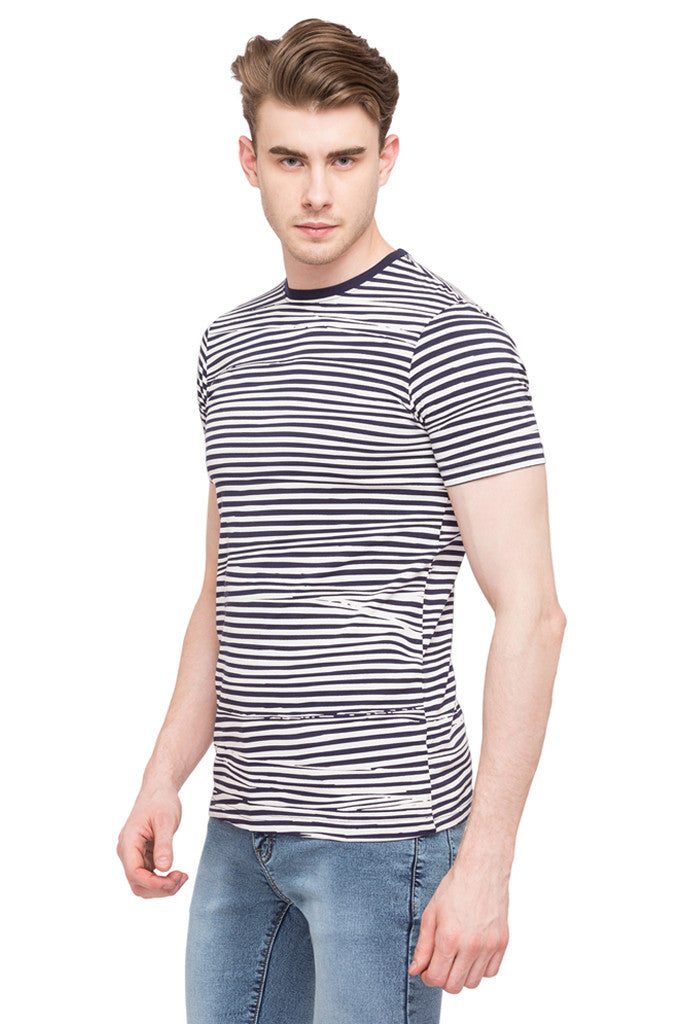 Striped T-shirt-5