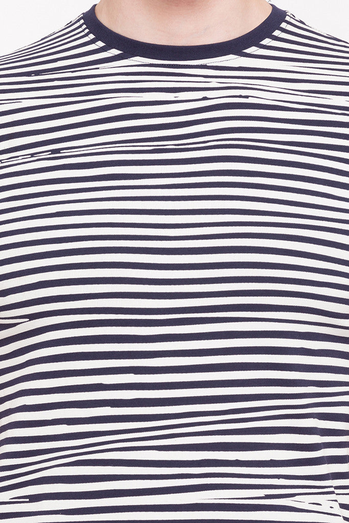 Striped T-shirt-6