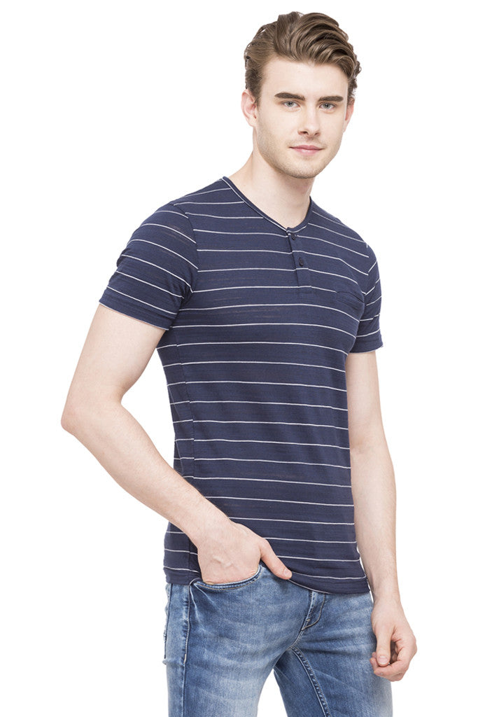Striped T-shirt-4