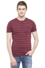 Load image into Gallery viewer, Striped T-shirt-1
