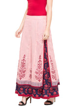 Load image into Gallery viewer, Layered Ethnic Skirt-2