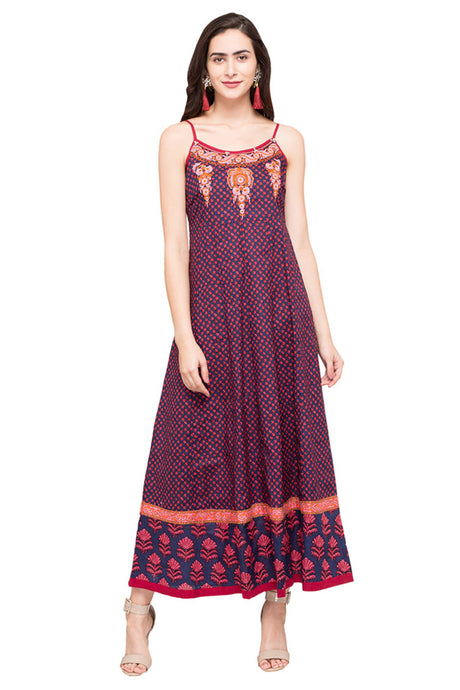 Embroidered Dress-1