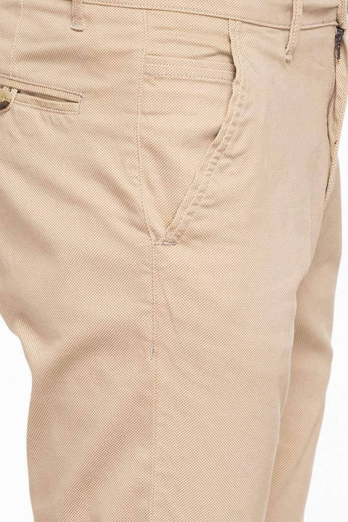 Flat Front Trousers-6